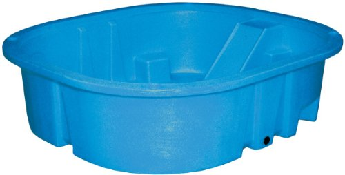 Behlen Country DFP Deluxe Fun Pool, 80-Inch by 90-Inch by 24-Inch Deep