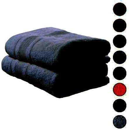 S S - Pack de 2 Toallas de baño Extra Grandes, Toallas de baño 100 ...