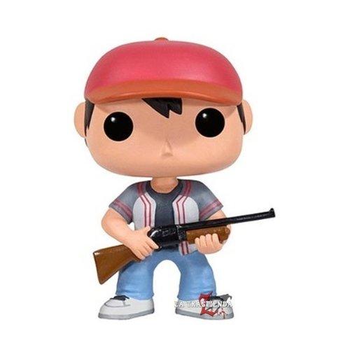 Funko Pop! Television PDF00003771 - Glenn de The Walking Dead, Figura de 10 cm FUNVPOP3083 - Figura Head Glenn (10