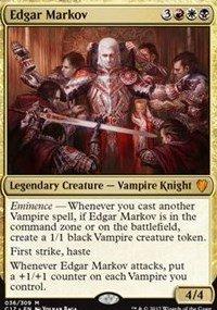 Edgar Markov - Commander 2017 Edgar Magic