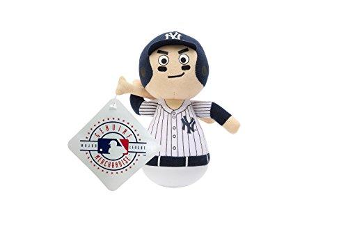 MLB Rock'emz Collectible Sports Figurine - 7 in. tall (New York Yankees) (New York Yankees Rock)