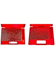 """HHIP 4101-0050 440 Piece M1 and M2 Precision Pin Gage Set.061""""-.500"""""""