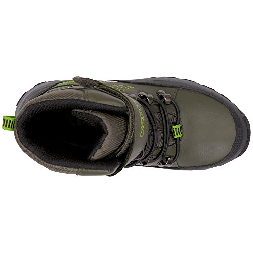 Bottines Mixte green Classiques Bottes Et Tex 3130 Vert Rookie army Kappa Enfant gqIFpp