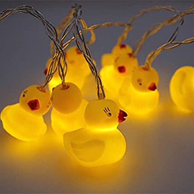 Circle Circle 1.5M 10 Lights Battery Powered Cute Animal Shape LED String Lights for Indoor/Outdoor Halloween Christmas Thanksgiving Home Party Children Kids Bedroom Decoration