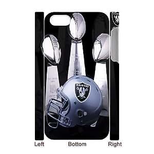 iphone4 Phone Case White Oakland Raiders JGL583746