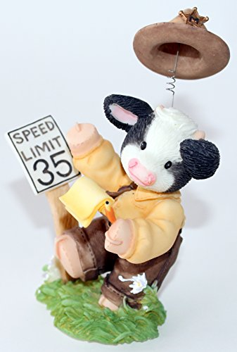 Mary's Moo Moos 1998 Moo Serve And Protect 461369