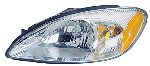 For 2000 2001 2002 2003 2004 2005 2006 2007 Ford Taurus Headlight Headlamp Driver Side Replacement