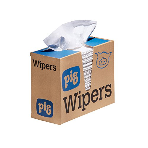 ipers, Light-Duty Pop-Up Wipers is Dispenser Box, 16
