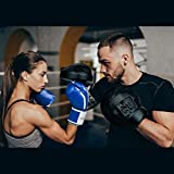Liberlupus Boxing Mitts, Curved Punching