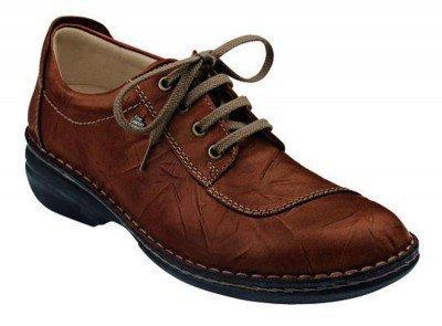Cognac Light 35 scarpa Light Lexington donna Cognac Finn comfort Plissee semi Plissee cognac Wqwfg7p1cv