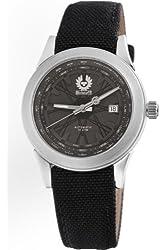 Belstaff Men's BLF2002-BB Adventure Automatic Grey Dial Watch