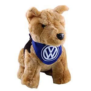Amazon.com: Genuine Volkswagen Das Diesel Plush Dog ...