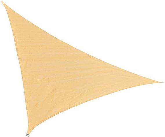 ALSGON Toldo Vela Triangular PequeñO Impermeable,Resistente Transpirable Tela PEAD Varios Modelos Impermeable Sombra para ProteccióN Solar: Amazon.es: Deportes y aire libre