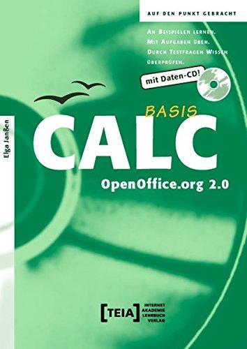 Open Office.org Calc 2.0 Basis