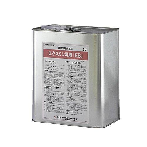 水性エクスミン乳剤「SES」 6L 業務用殺虫剤 ゴキブリハエ蚊対策 B007N1OGJ0