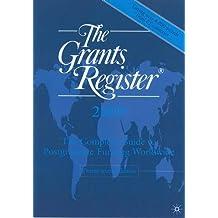 The Grants Register 2009