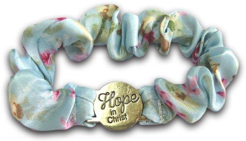 Scrunch Bracelet - Hope