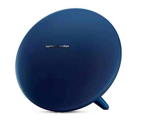 Harman Kardon Onyx Studio 4 Wireless Bluetooth Speaker Blue (New model)