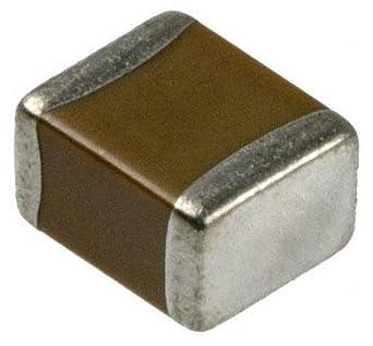 4.7 pF 2012 Metric 10 X SMD Multilayer Ceramic Capacitor ± 0.25 0805 200 V
