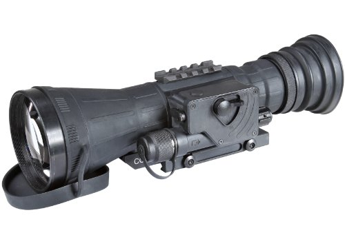 Armasight CO-LR FLAG MG Film Less Auto-Gated IIT comparable to GEN 4 Night Vision Long Range Clip-On System with Manual Gain, Black by Armasight