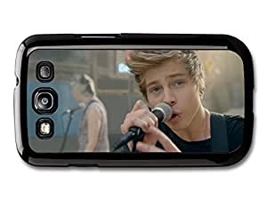 AMAF ? Accessories Luke Hemming 5 Seconds Of Summer Singing Portrait Boyband case for Samsung Galaxy S3