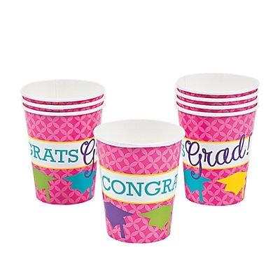 Neon Grad Cups