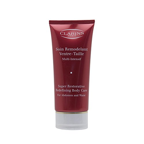 (Clarins Super Restorative Redefining Body Care for Abdomen and Waist 200ml/6.9oz)