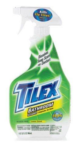 Clorox Sales Co 01192-123732Z Tilex Bathroom Cleaner - 32 oz