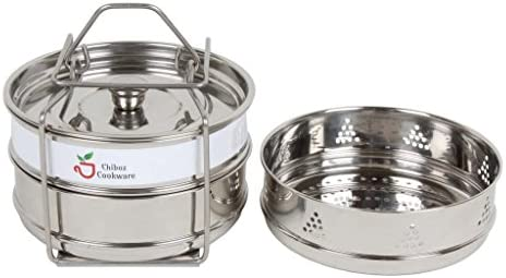 Amazon.com: Chiboz Cookware - Olla apilable con asa ...