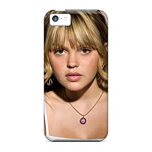 Snap-on Aimee Teegarden 2 Case Cover Skin Compatible With Iphone 5c