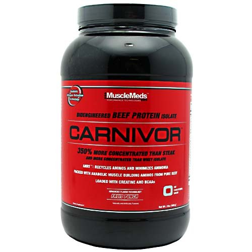 Carnivor Beef Protein By Muscl...