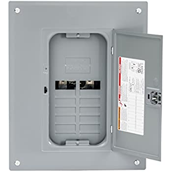 Square D by Schneider Electric QO Plug-On Neutral 100 Amp Main ... on siemens panel wiring, breaker panel wiring, square d panel wiring, honeywell panel wiring, home panel wiring, general electric panel wiring,