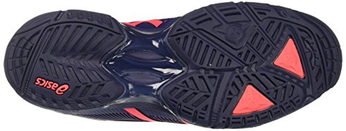 Asics Gel-Solution Speed 3, Zapatillas de Tenis Mujer Azul (Indigo Blue/diva Pink)