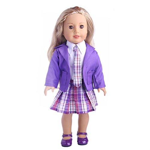 Buy american girl doll skirts and shirts