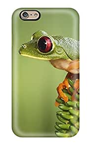 Iphone Cover Case - Cute Little Frog Protective Case Compatibel With Iphone 6