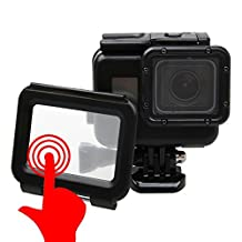 EREACH Waterproof Case for Gopro, Shoot Portable 40M Underwater Waterproof Protective Housing Case Cover with Bracket for GoPro Hero 5 – Black