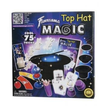 Collapsible Top Hat (Fantasma Top Hat Magic for Beginners)
