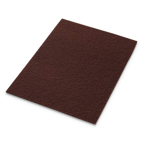 Americo, 42071420, Cleaning Supplies, Floor Pads, 14X20 Home Run Ecoprep Maroon Pads(10), CS by Americo (Image #1)