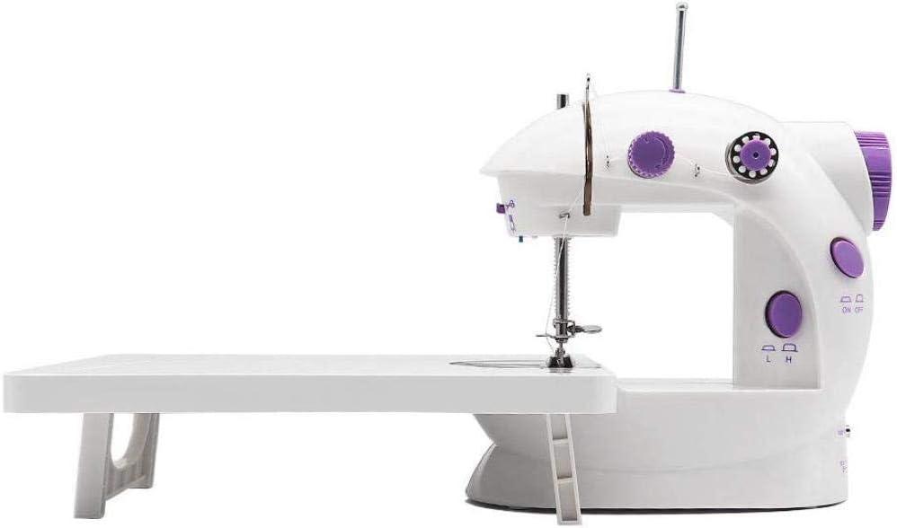 LYTLD Máquina de Coser portátil, pequeña máquina de Coser portátil ...