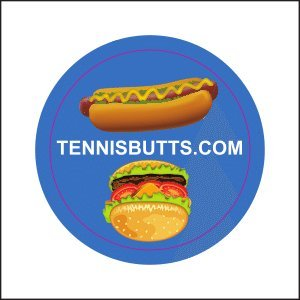 Tennis Butts Racket Starts Perfect