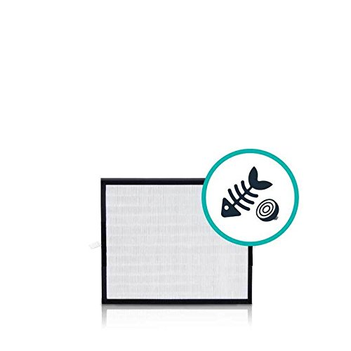 Alen - HEPA-Fresh Filter for Alen A350 and A375 Air Purifiers - Black BF25A