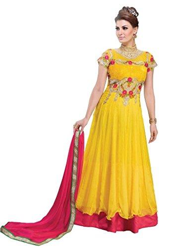 Bollywood Suit Salwar Diva Sarees Jay Unstitched SB6U6q