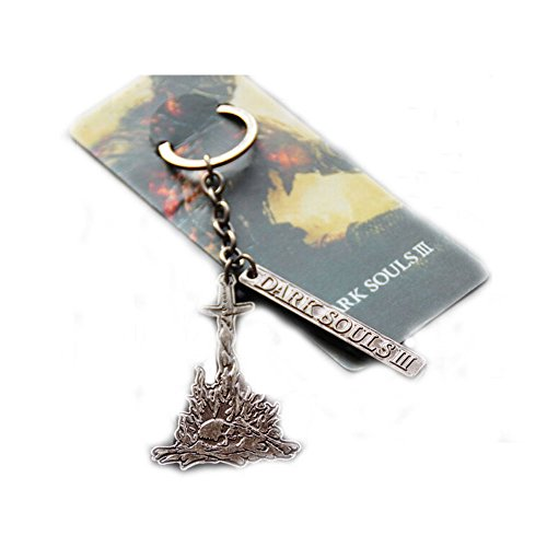 Price comparison product image Dark Souls III Limited Keychain Alloy Pendant
