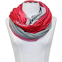 NCAA Ombre Infinity Scarf