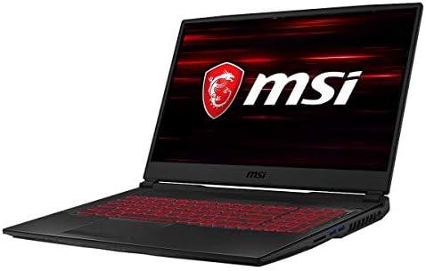 "2021 MSI GL75 17.3"" 144HZ FHD VR READY GAMING LAPTOP COMPUTER, 10TH GEN INTEL HEXA-CORE I7-10750H, 16GB DDR4, 256GB PCIE SSD + 1TB HDD, NVIDIA GEFORCE GTX 1660 TI, WINDOWS 10, BROAGE 64GB FLASH DRIVE"