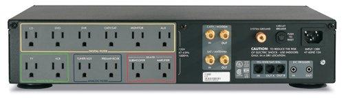 APC H10BLK AV 1kVA H Type Power Conditioner