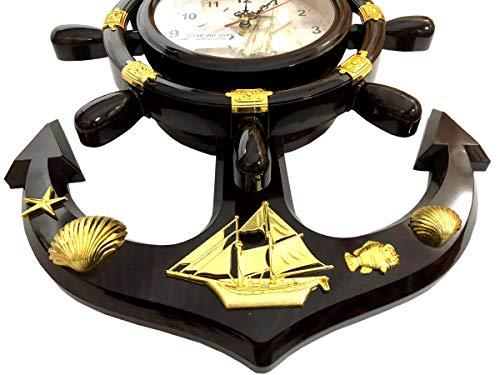 Amazon.com: Global Art World Reloj de pared con diseño de ...