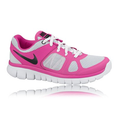 Price comparison product image New Nike Girl's Flex 2014 Run Athletic Shoe Hot Pink / White 5.5