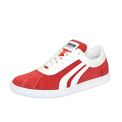 Mecap E Lauda81 Rosso Uomo Sneakers c Donna Per RrRwBq7