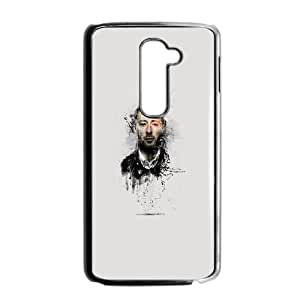 Thom Yorke Artwork LG G2 Cell Phone Case Black Pretty Present zhm004_5947736